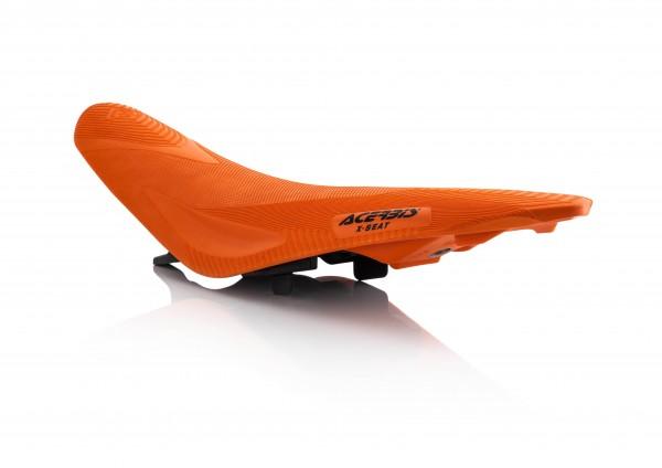 Acerbis Sitzbank X-Seat Soft KTM Schwarz Orange