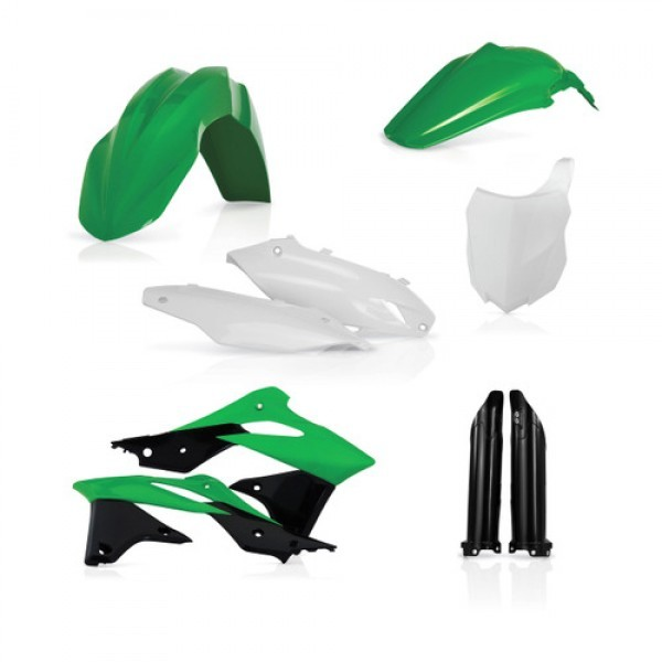 Plastik Full Kit Kawasaki