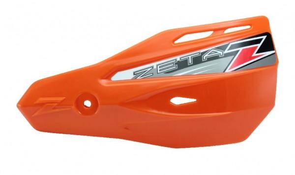ZETA X2 Handschalen für Alubügel Handguards