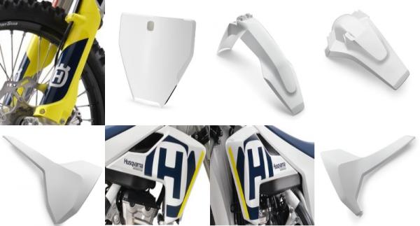Husqvarna Kunststoffteilekit MX