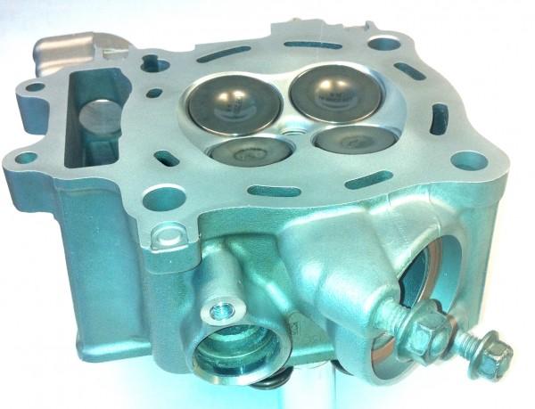 1 Zylinder Dichtfläche planen - Zylinder / Zylinderkopf